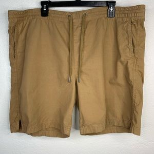 Treasure & Bond Khaki Men's Shorts Size XL NWOT